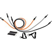 Kit Extensor Elásticos Multifuncional Puxador Mão Pé Actet67