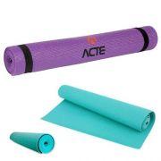 Colchonete Tapete Exercícios Físicos Yoga Mat Ginástica Acte