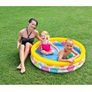 Piscina Inflável 132 Litros Infantil 3 Anéis - Intex