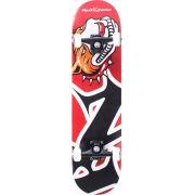 Skate Profissional Completo Red Nose Pró Abec5 Pu-90a Cachorro