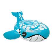 Boia Infantil Inflável Baleia Azul - Intex