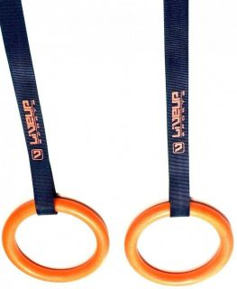 Argola Olímpicas Crossfit Suspensão Ginástica Fit- Live Up