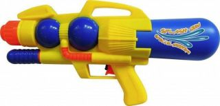 Atirador Arma de Água Splash Gun Special Shooter Belfix 191400