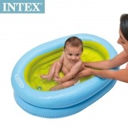 Banheira Inflável Infantil Baby Bath Intex