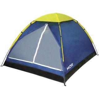 Barraca Camping Iglu 3 Pessoas Mor 2,05 Azul - Pode Retirar