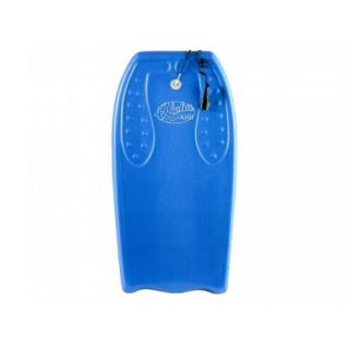 Bodyboard Médio Com Leash - Azul