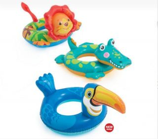 Boia Inflável Infantil Zoo Grande Intex 58221