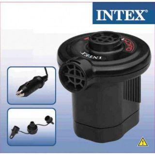 Bomba Elétrica 12v Veicular Quickfill Pequena  - Intex