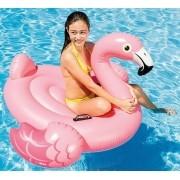 Bote Flamingo Inflável Grande 142cm Intex