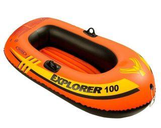 Bote Inflável Explorer 100 Intex Até 55kg - Barco Infantil