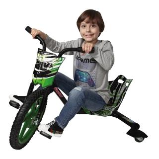 Brinquedo Carrinho Gira Gira Bike 360 Fenix