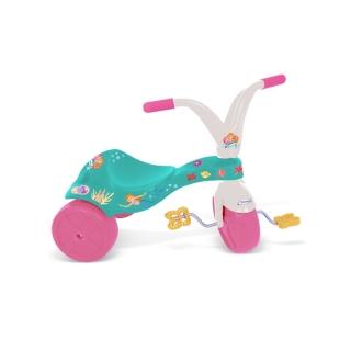 Brinquedo Infantil Triciclo Sereias Xalingo