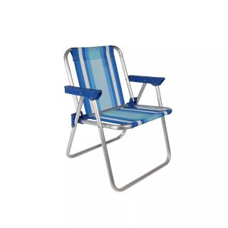 Cadeira Infantil Aluminio Alta Mor