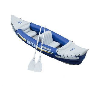 Canoa Inflável Savanna 2 Pessoas - Nautika