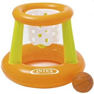 Cesta De Basquete Inflavel Intex 58504