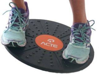 Disco Equilíbrio Prancha Balanced Board - Suporta 100kg Acte