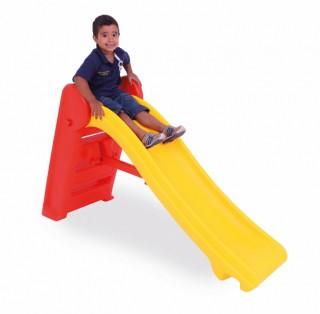 Escorregador Desmontável Vermelho Amarelo 09387 Xalingo
