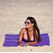 Esteira Individual Para Praia Bronzeador Polipropileno Mor