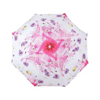 Guarda Sol 180cm Diâmetro Floral Poliester  - Mormaii