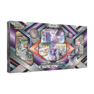 Jogo de Cartas Pokemon Box Coleção Premium Umbreon/Espeon GX