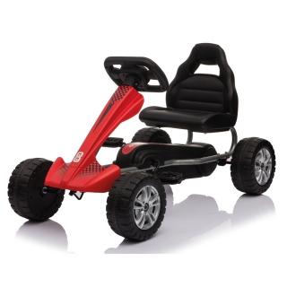 Kart a Pedal Infantil Quadriciclo BW130VM Importway
