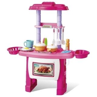 Kit Cozinha Infantil com 43 Acessorios Importway