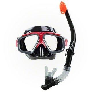 Kit Mergulho Com Máscara E Snorkel Surf Intex Profissional
