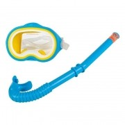 Kit Mergulho Infantil Play Aventura 55942 Intex