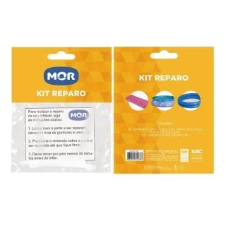 Kit Reparo Adesivo PVC Mor