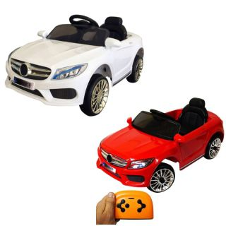 Mini Carro Elétrico Infantil Controle Remoto Importado