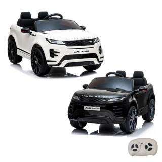 Mini Carro Elétrico Land Rover Evoque Importway