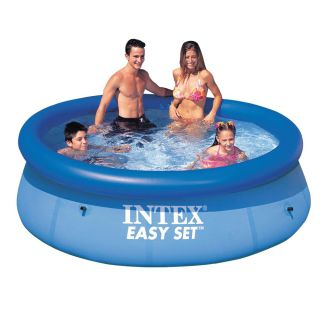 Piscina Inflável Easy Set Intex 2.419 Litros