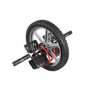 Roda Exercicios Abdominal Com Apoio Pro Core Wheel Acte