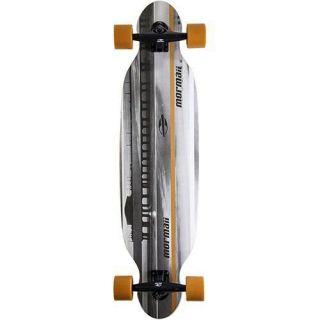 Skate Longboard Fs Alta Performance Abec-7 Completo Mormaii