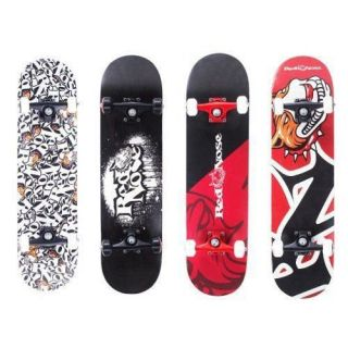 Skate Profissional Completo Red Nose Pró Abec5 PU-90A