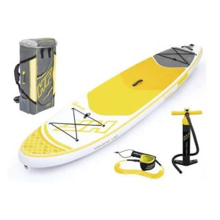 Stand Up Inflável Cruiser + Bomba de Inflar + Bolsa + leash Bestway