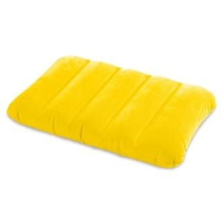 Travesseiro Inflável Infantil Amarelo Intex