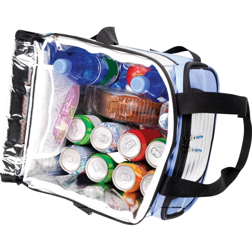 Bolsa Térmica Ice Cooler 24 Litros Mor Até 32 Latas - Viagem