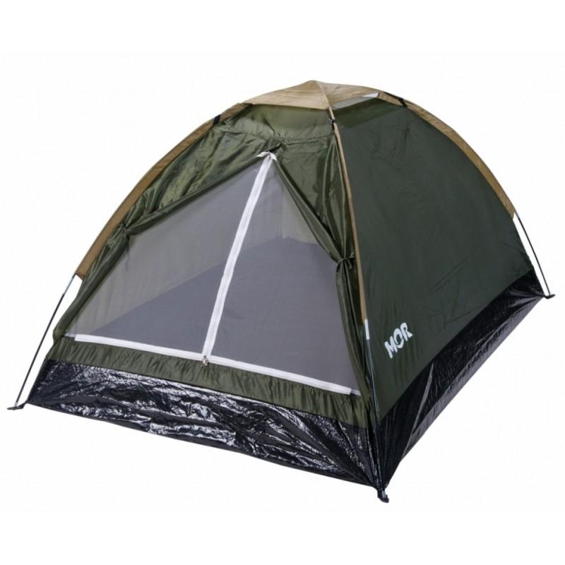 Barraca Camping Iglu 2 Pessoas Mor 2,05 Verde