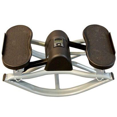 Balance Stepper Com Elásticos Lcd Ginástica - Acte Sports