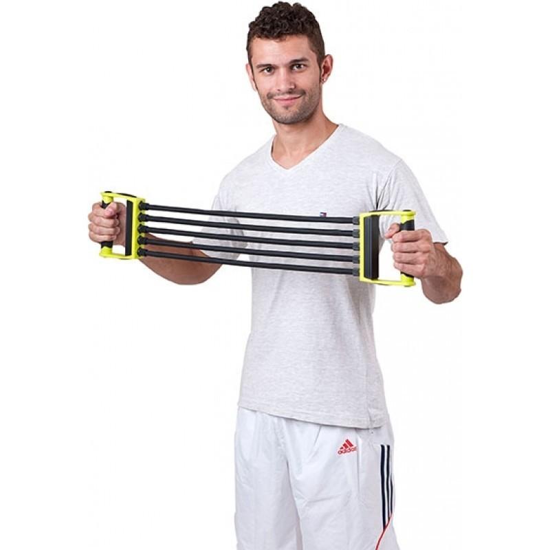 Kit Fitness Tonificação Musculação 5 Pçs Treinamentos - Mor