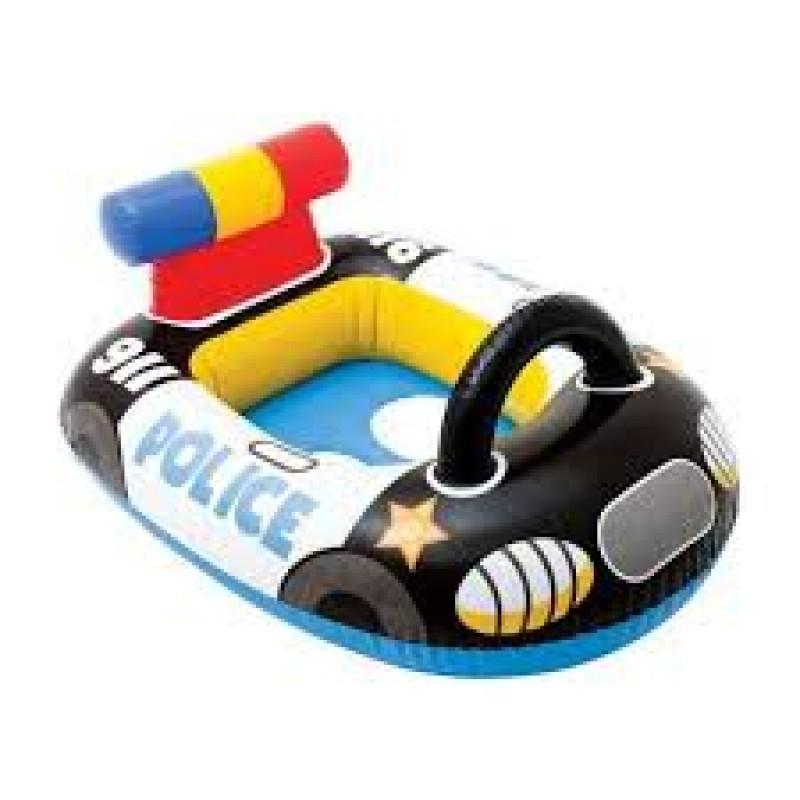 Baby Bote Inflável Policia - intex