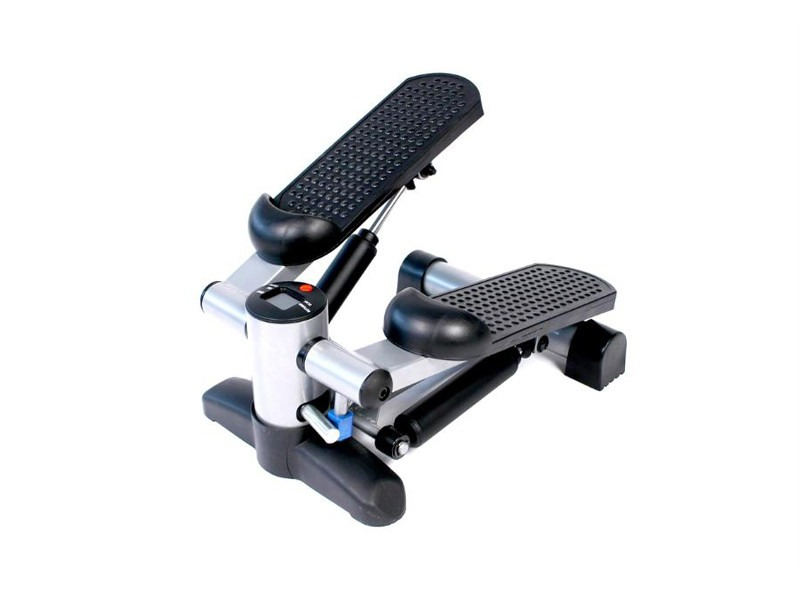 Simulador De Caminhada Ginástica Mini Stepper Lcd - Live Up