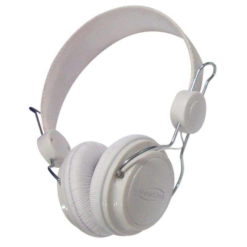 Headset Shiny Fone De Ouvido com Microfone