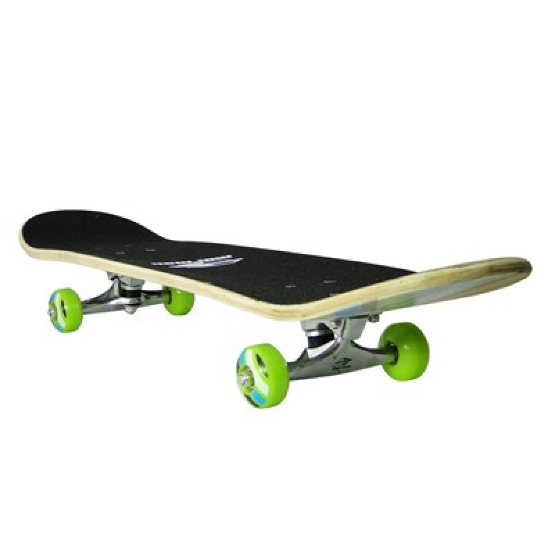 Skate Chill Street Completo Profissional Mormaii - Abec5 90a Verde