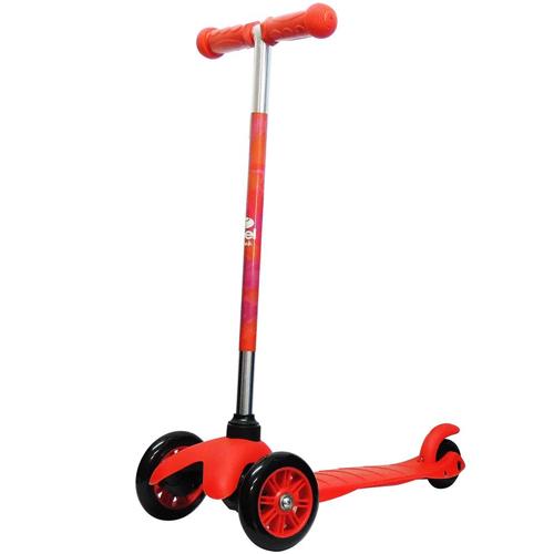 Patinete Infantil Bel Sport Twist 3 Rodas Vermelho - Belfix