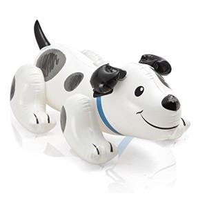 Bote Boia Inflável Cachorro Com Alça Intex Infantil 57521