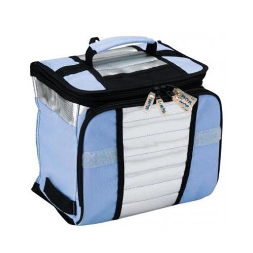 Bolsa Térmica Ice Cooler 7,5 Litros Azul - Mor