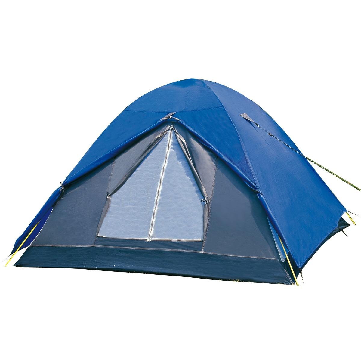 Barraca De Camping Fox 3/4 Pessoas Nautika