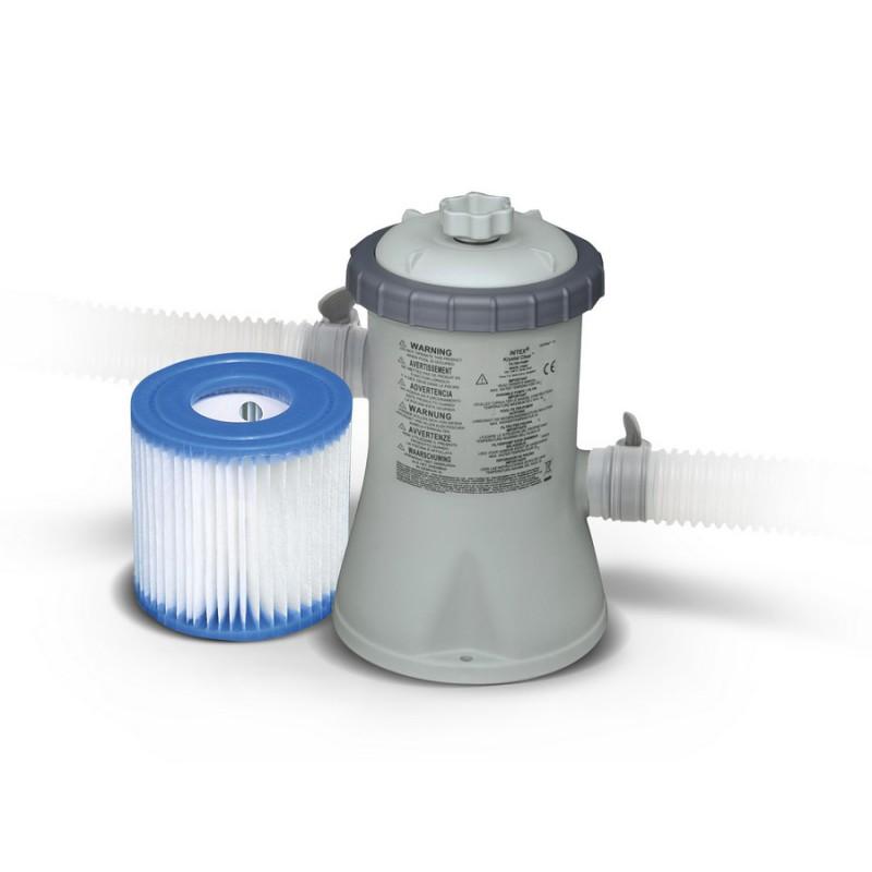 Bomba Filtrante Para Piscina 1.250 L/h - Intex